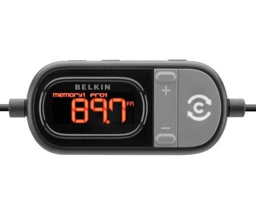 BELKIN In-car TuneCast FM Transmitter (F8Z439EA)