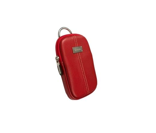 KRUSELL Camera Case LUNA Red