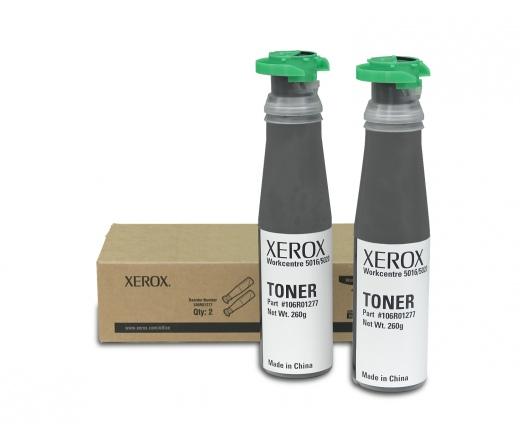 Toner Xerox WorkCentre 5016/5020 Black Toner Bottle (2db)