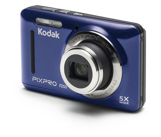 Kodak PixPro FZ53 blue/kék digitális fényképezőgép