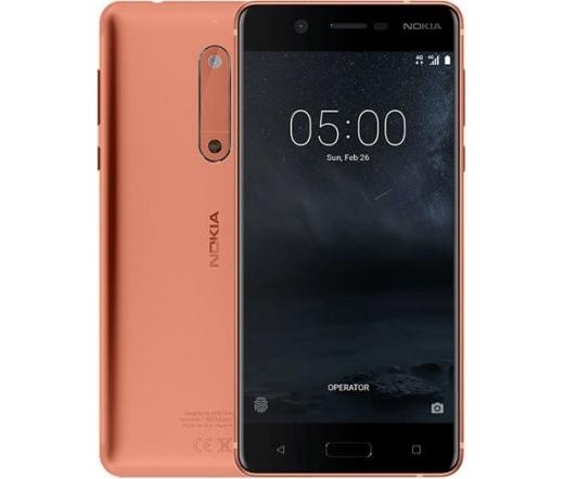 TEL NOKIA 5 DS Copper 16GB