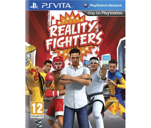 GAME PSVS Reality Fighters