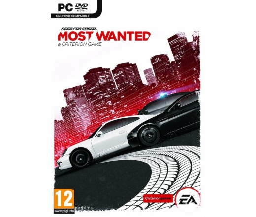 GAME PC NFS MOST WANTED 2