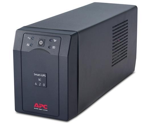 APC Smart UPS SC 620VA Tower szünetmentes tápegység