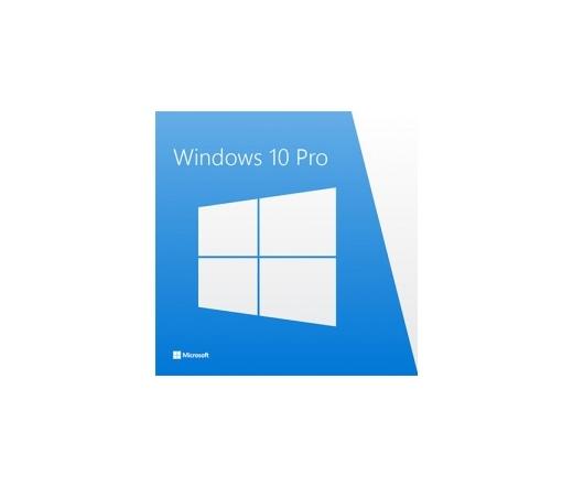 SW MS WINDOWS 10 Pro 32-bit ENG 1 Felhasználó OEM