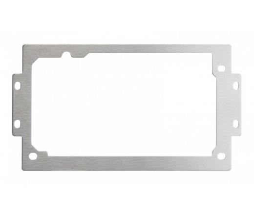 LIAN LI PE-03A PSU mounting bracket - ezüst