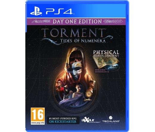 PS4 Torment: Torment: Tides of Numenera