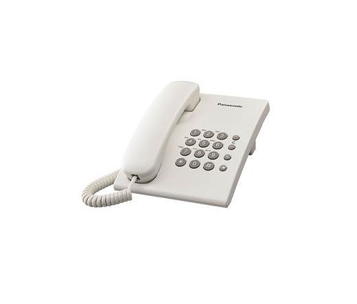 TEL PANASONIC KX-TS500HGW Dect telefon