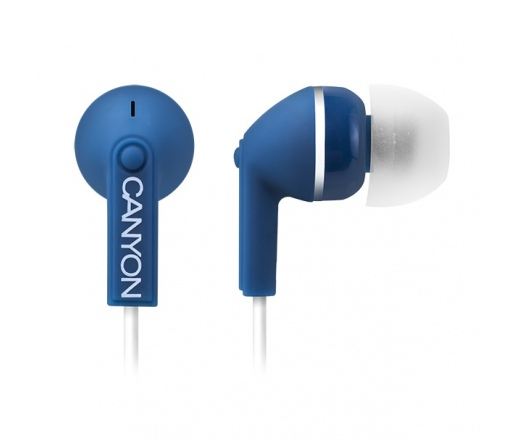 CANYON CNS-CEP01BL Earphone kék