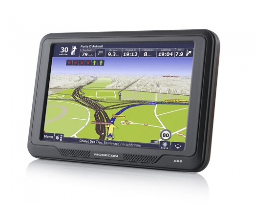 "TABLET MODECOM FREEWAY MX4 5"" GPS +AutoMapa Europa"