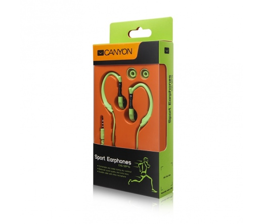 CANYON CNS-SEP1G Earphone Green