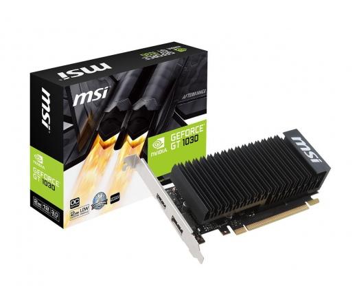 VGA MSI GT 1030 2GH LP OC