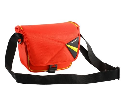 VANGUARD PAMPAS II 18RD fotó/videó táska, piros