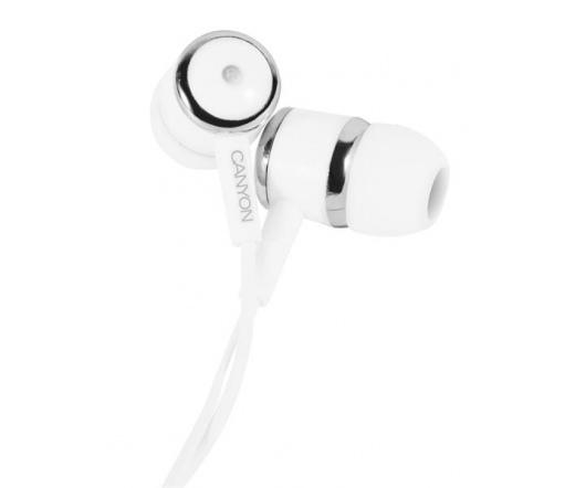 CANYON CNE-CEPM01W fülhallgató Fehér