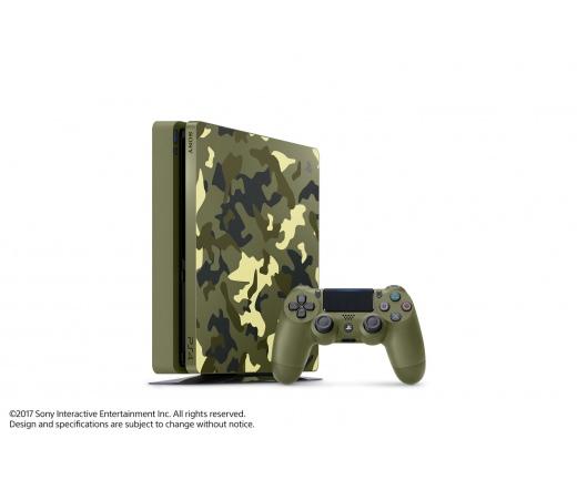 SONY PS4 Konzol 1TB + Call of Duty WWII limitált