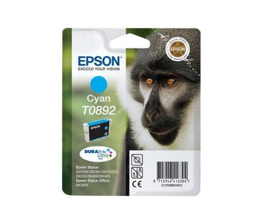 Patron Epson T0892 Cyan 3,5ml (C13T08924010)