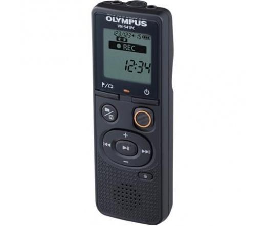 OLYMPUS VN-541PC Diktafon fekete (4GB)