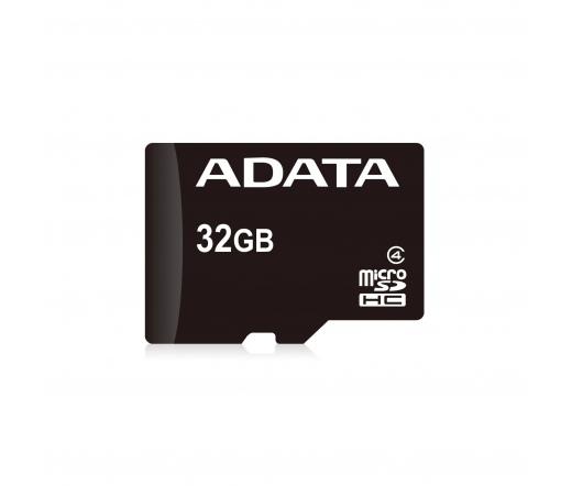 ADATA 16GB SD micro (SDHC Class 4) (AUSDH16GCL4-R) memória kártya