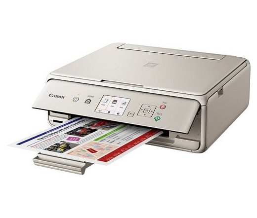 Printer Canon Pixma TS5053 tintasugaras MFP (szürke, WiFi)
