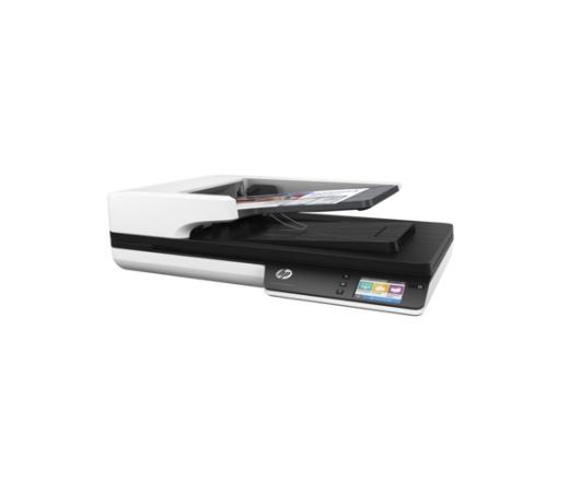 SCANNER HP Scanjet Pro 4500 fn1 síkágyas szkenner (N6350 kiváltó)
