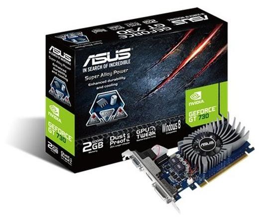 VGA ASUS GT730-2GD5-BRK 2GB DDR5