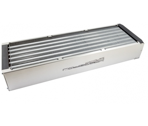 Aqua Computer airplex radical 4/420mm - Aluminium