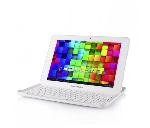 TABLET MODECOM FreeTab 1002 IPS X4 1GB 8GB 1280x800 + BT Billentyűzet