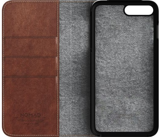 Nomad - Leather Folio Tok (iPhone 7 Plus/iPhone 8 Plus)