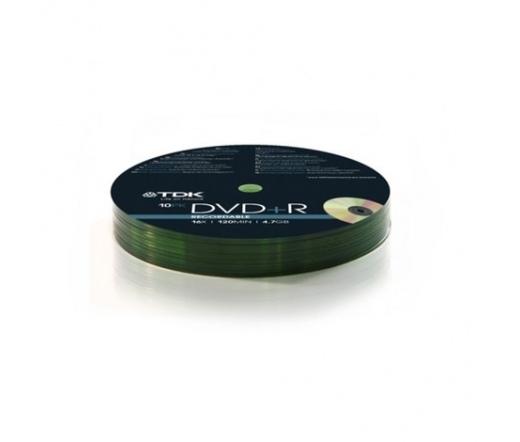 DISC TDK DVD+R*5 bulk 4,7GB csomag T78670
