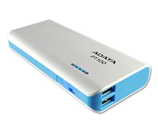 ADATAPT100 Power Bank 10000mAh, blue