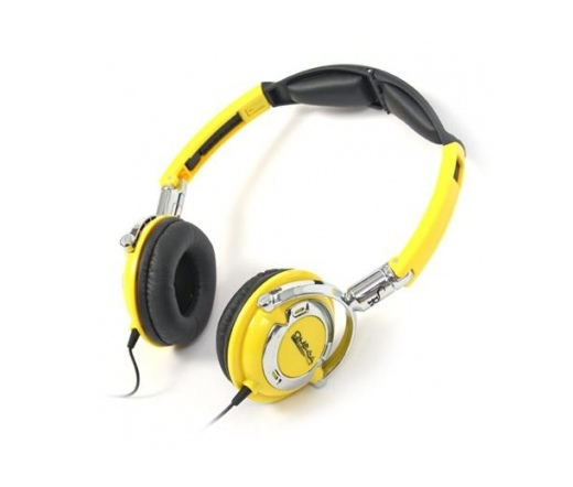OMEGA Freestyle Headset sárga