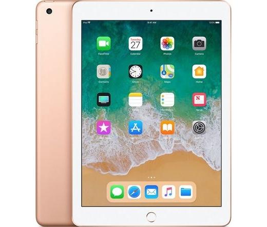 """Apple iPad 9,7"""" 32GB Wi-Fi (6. gen) arany"""