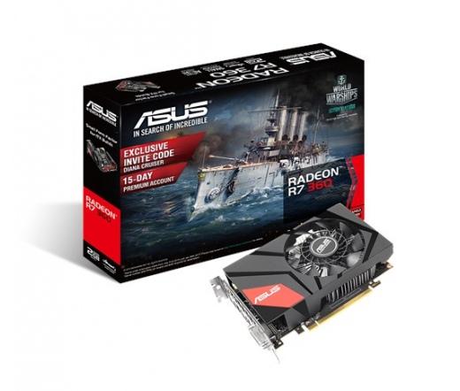 VGA ASUS MINI-R7360-2G 2GB DDR5