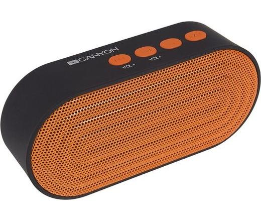 SPEAKER CANYON Bluetooth hangszoró V4.2+EDR 300mAh battery