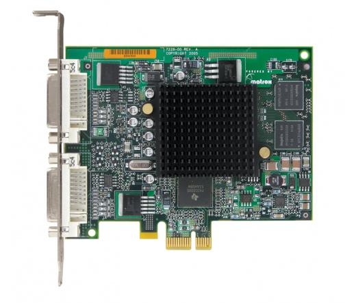 MATROX Millennium G550 PCI-E 32MB DDR DualHead