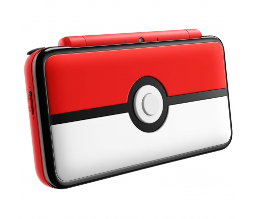 KON New Nintendo 2DS XL Pokéball Edition