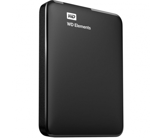 HDD EXT WD Elements Portable SE 750GB USB3.0 Fekete