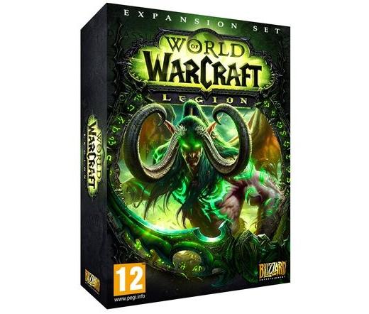 GAME PC WOW Legion