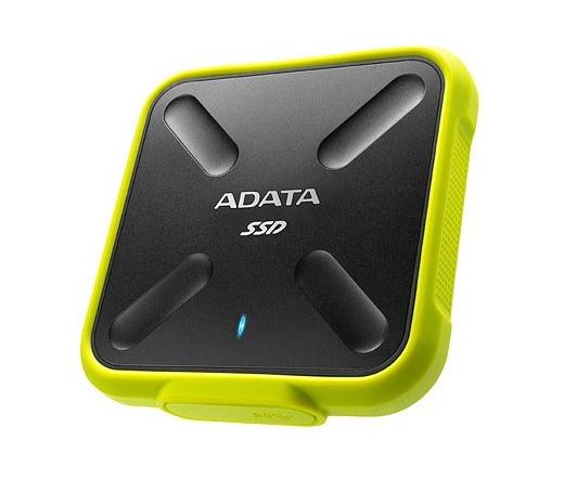 Adata SSD SD700 256GB usb 3.1 yellow