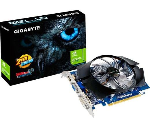 VGA GIGABYTE PCIE GT730 2048MB GDDR5