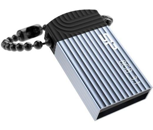 Pendrive 8GB Silicon Power Jewel J20 Blue USB3.0
