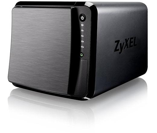 ZyXEL NAS-542 4- Bay
