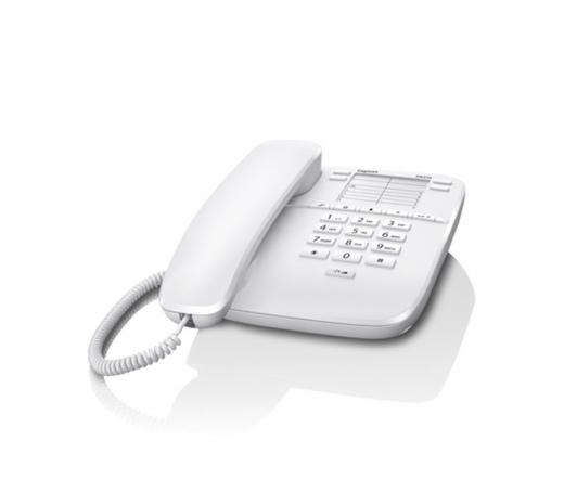 TEL GIGASET Telefon DA310 White