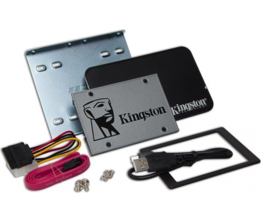 SSD SATA KINGSTON UV500 120GB Bundle Kit