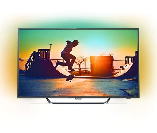 "TV PHILIPS 65"" LED UHD 65PUS6262"