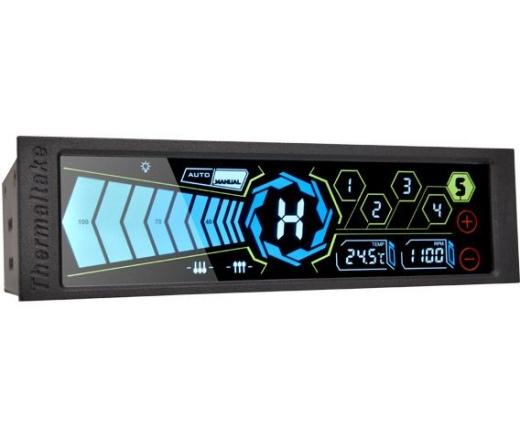 THERMALTAKE Commander F5 Fan Kontroller touchscree...