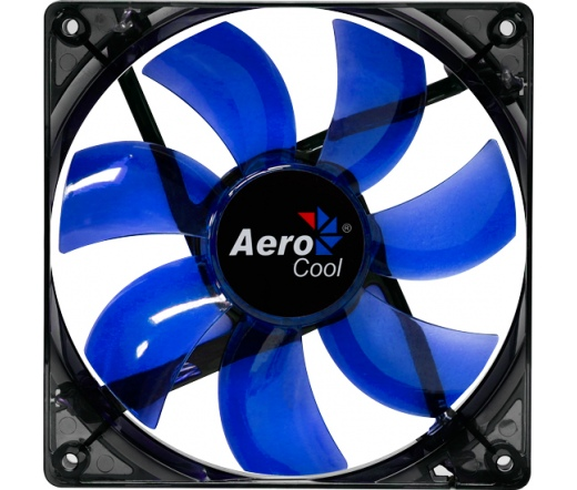 COOLER AEROCOOL Lightning Blue Edition 120mm
