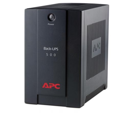 APC Back-UPS 500VA AVR 230V-No Comm.