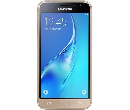 TEL SAMSUNG Galaxy J3 8GB arany
