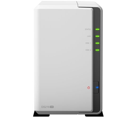 NAS SYNOLOGY DS216SE ( 2 HDD )